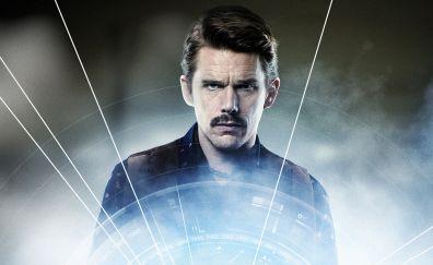 Ethan Hawke in 2014 movie, Predestination
