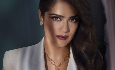 Hot Salma Hayek, American actress