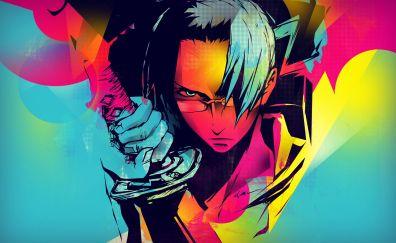 Jin of samurai champloo anime