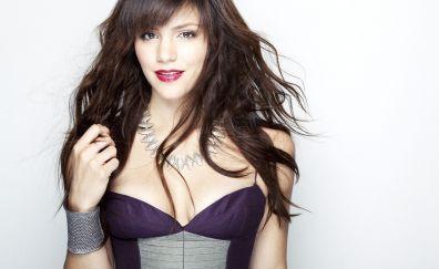 Hot celebrity, brunette, Katharine McPhee