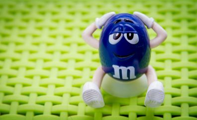 MMS candy toy