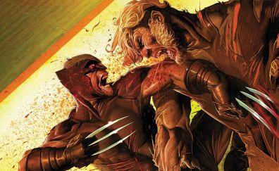 Wolverine, X-men, marvel comics