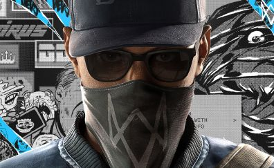 Watch dogs 2 gaming
