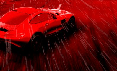 Driveclub video game, game