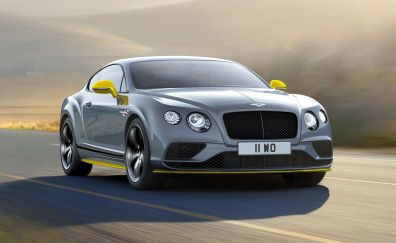 Bentley Continental GT speed car