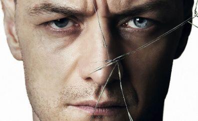 Split, 2016 movie, James McAvoy