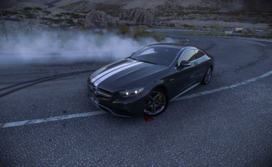 Driveclub video game, race car