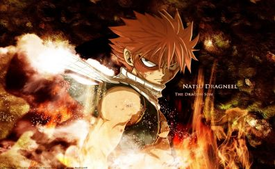 Dragneel natsu anime wallpaper