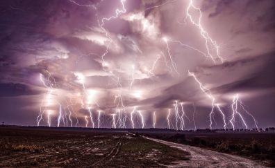 Storm & lightnings