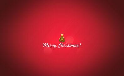Merry Christmas, minimal