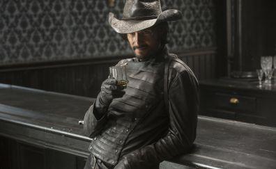 Rodrigo santoro from westworld tv series