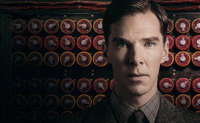 The Imitation Game, 2014 movie, Benedict Cumberbatch, actor