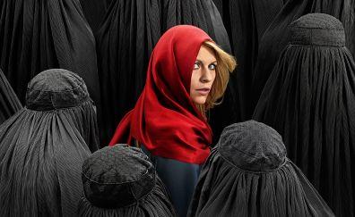 Claire Danes, homeland tv series