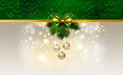 Christmas ornaments, Xmas holiday