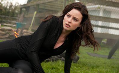 Continuum TV series, lead actress
