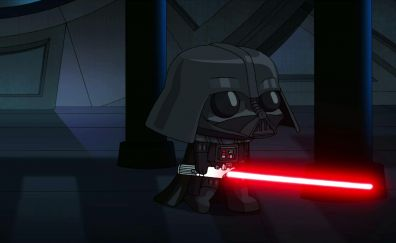 Family Guy, It's a Trap!, Darth Vader