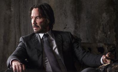 Keanu Reeves, John wick: chapter 2 movie