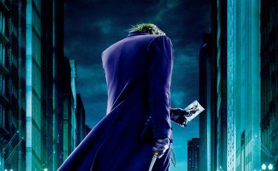 Joker, the dark knight movie
