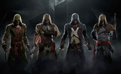 Assassin's Creed Unity Video game, warrior