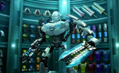 Lego: Hero Factory TV show, Lego