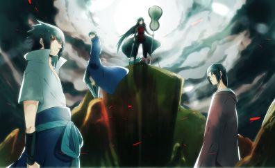 Naruto sasuke madara uchiha clan itachi obito