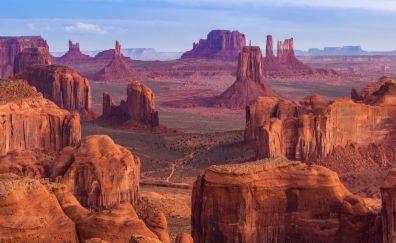 Monument valley, desert