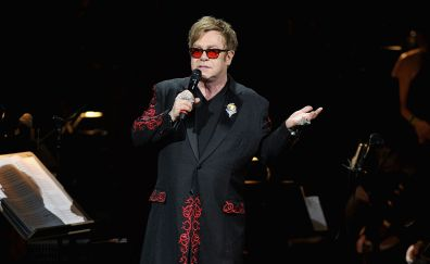 Singer, Elton John
