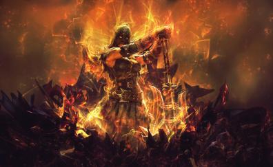 Nemesis, Smite online game