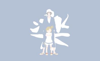 Seishuu Handa, Naru Kotoishi, Barakamon, anime