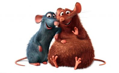 Remy, Ratatouille animated movie, rat, mouse