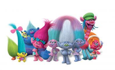 Trolls animation movie