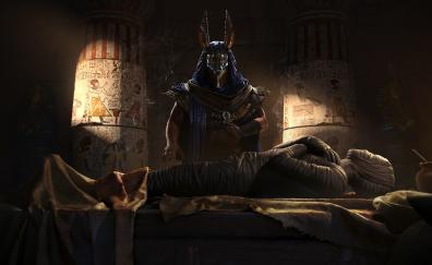 Mummy, Assassin's Creed: Origins, game