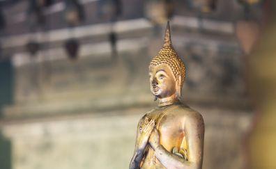 Golden Statue, buddha