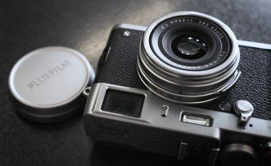 Fujifilm, camera, monochrome