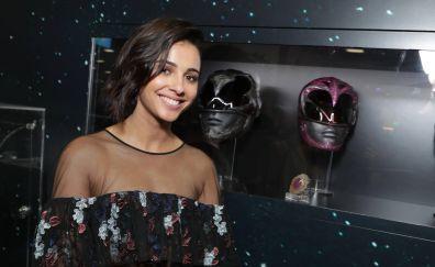 Naomi Scott, celebrity, smile