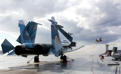 Sukhoi SU 33, Jet Military Plane