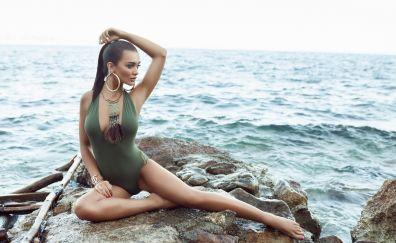 Amy Jackson, bikini, photoshoot