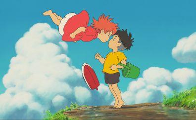 Ponyo, 2008 animated movie