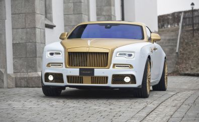 2017 Rolls Royce Ghost Mansory wraith palm edition